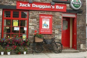 Jack Duggan's Bar Castlemaine
